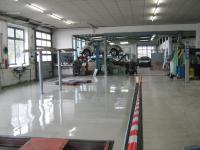 KFZ Werkstätte Bodenbeschichtung