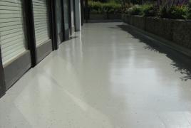 Terrassenbeschichtung, Beschichtung für den Außenbereich