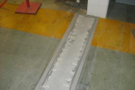 Fugenprofil Sika FloorJoint nachher